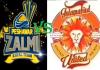Islamabad United VS Peshawar Zalmi Eliminator-2