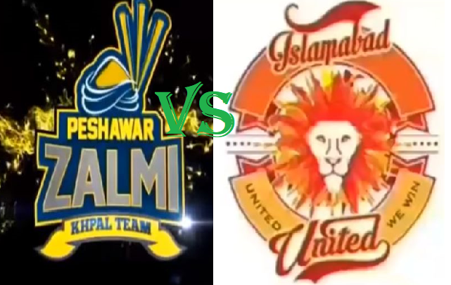 Islamabad United VS Peshawar Zalmi Eliminator-2