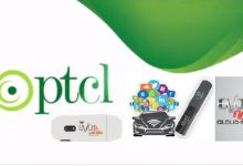 PTCL Devices for Internet 3G/4G