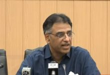 Asad Umar Resigns from his post
