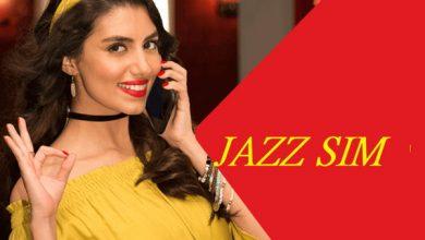 Check Jazz SIM Details