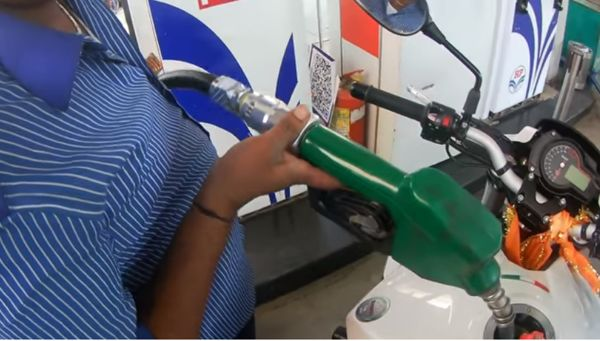 New Petrol Prices for May