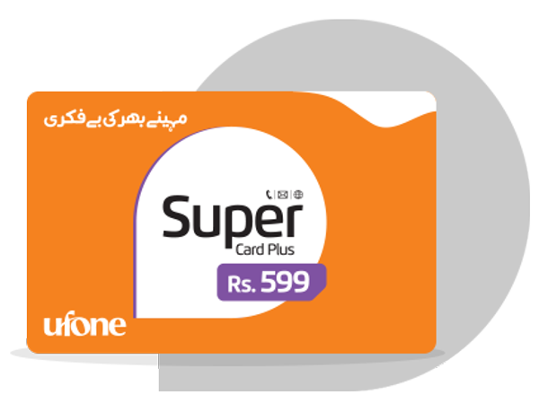 Ufone Super Card Family