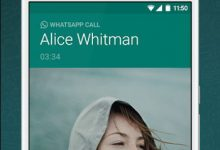 WhatsApp Messenger for Windows Phones