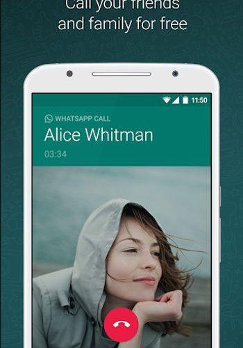 WhatsApp Messenger for Windows Phones