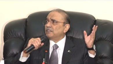IHC rejects Asif Zardari's bail plea