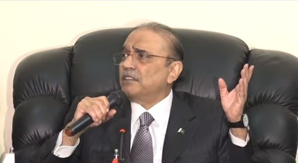IHC rejects Asif Zardari's bail plea