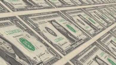 US Dollar Rising Up