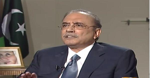 Asif Zardari's Arrest