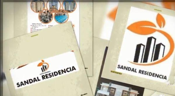 Sandal Residencia
