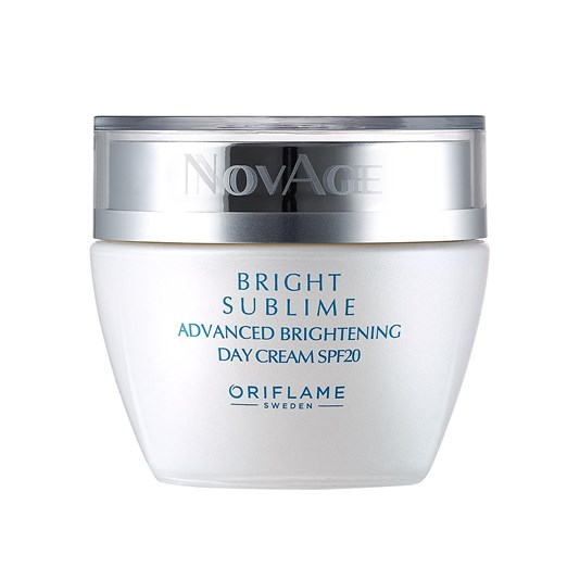 NovAge Bright Sublime Advanced Brightening Day Cream SPF 20