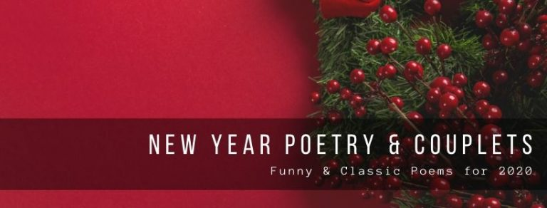 Best Poems for New Year 2020