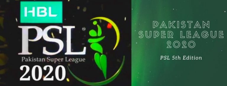 PSL HBL 2020 5th Edition