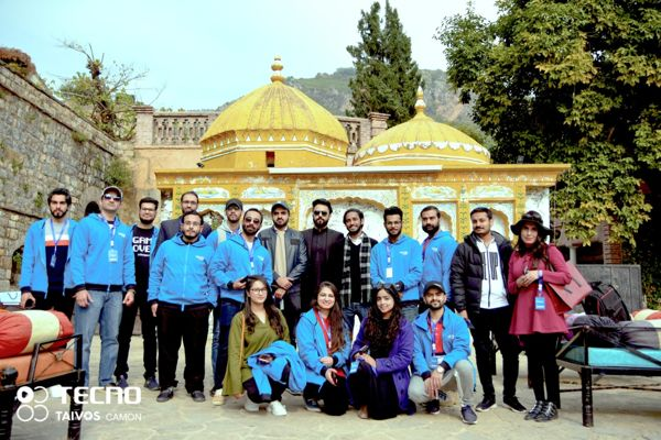 TECNOphotowalk participants