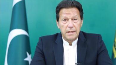 Prime Minister Imran Khan on Polio eradication