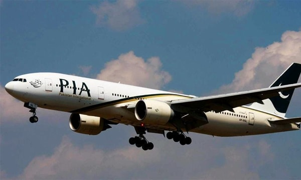 PIA resumes flights for Canada