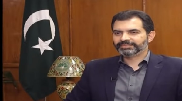Raza Baqir's interview to the media